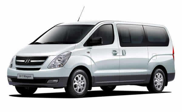 Rent of Minivans and van for yours family travels
