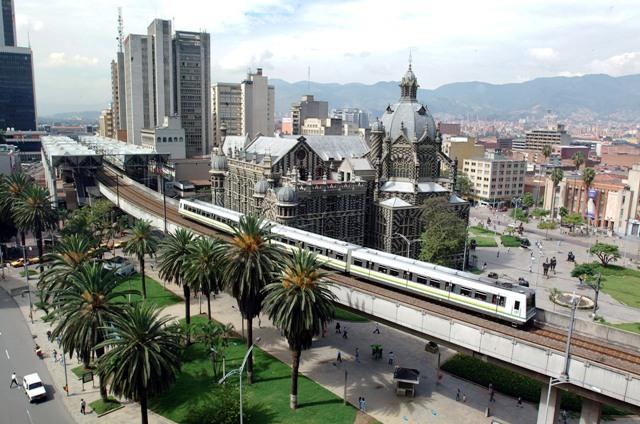 Alquiler de vehículos en Medellín