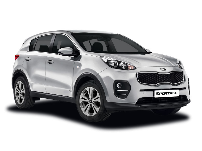 Rent of Kia Sportage Reovolution SUV from $203.991 - US73