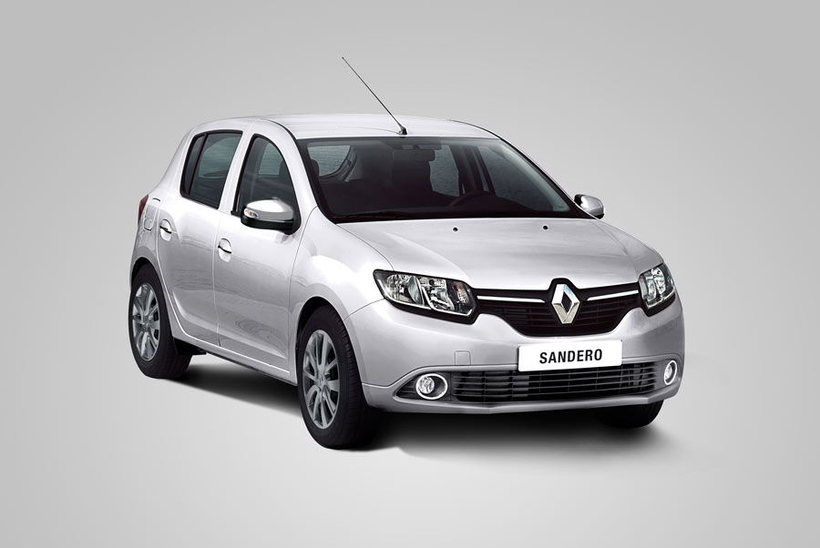 Rent of Renault Sandero from $105.000 - US38