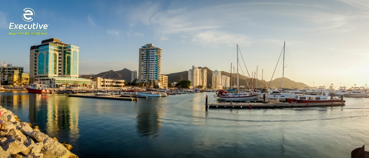 Santa Marta, the pearl of the Colombian Caribbean