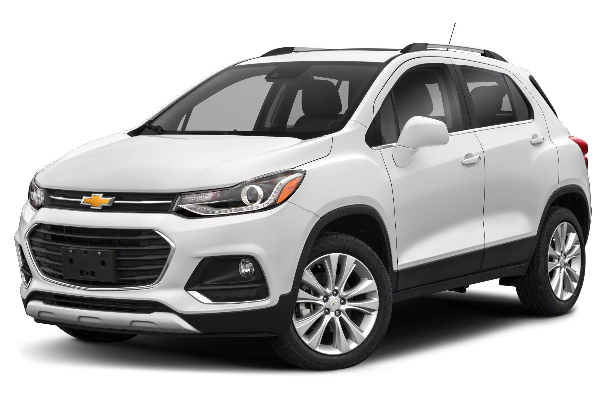 Alquiler de Chevrolet Tracker