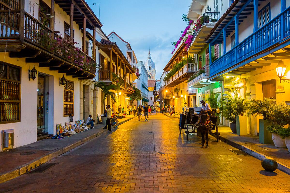 Alquiler de carros Cartagena