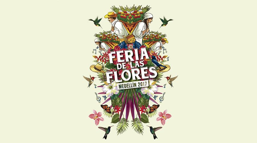 Feria de flores 2017