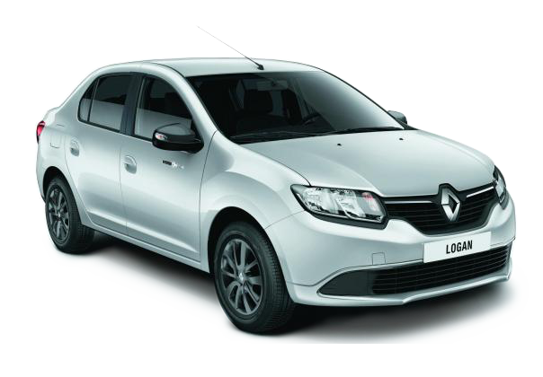 Alquiler de Renault Logan