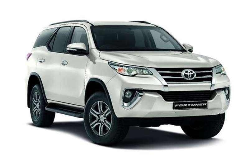 Rent of Toyota Fortuner Sw4 (Land Cruiser) from $285.882 - US102