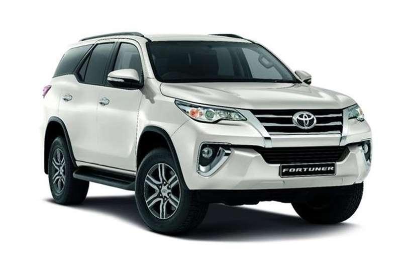 Toyota Fortuner Sw4 (Land Cruiser)