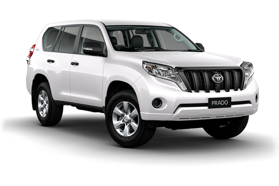 Alquiler de Toyota Prado Blindada  o similar desde $445.000 - US159