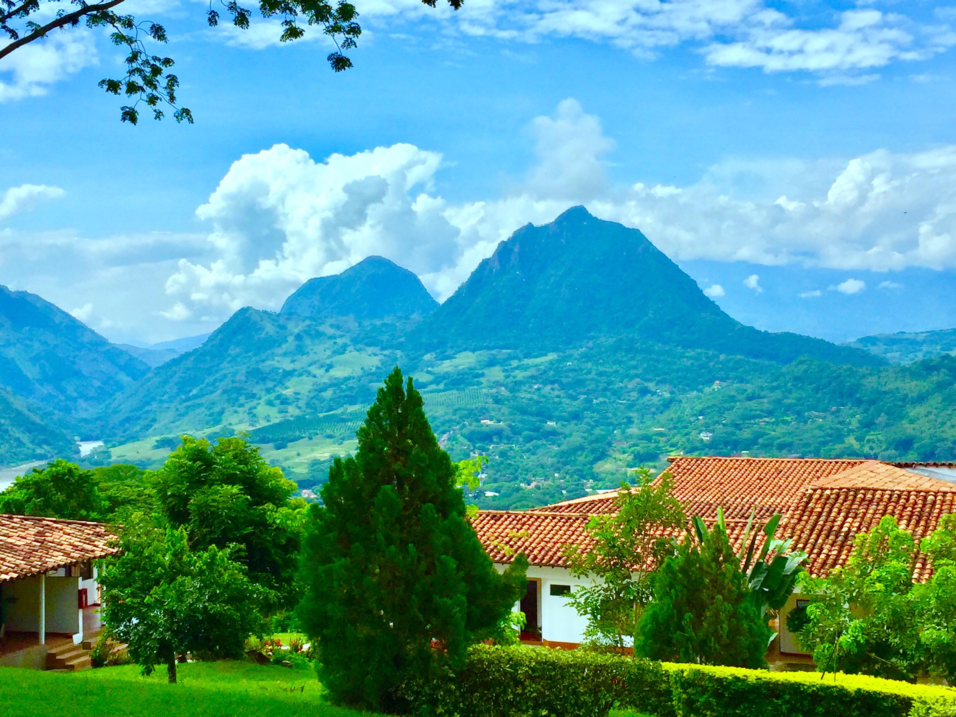 Enjoy Antioquia.